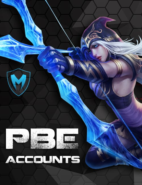 LOL PBE Accounts
