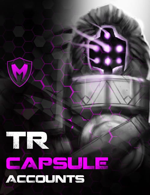 LOL TR Capsule Accounts
