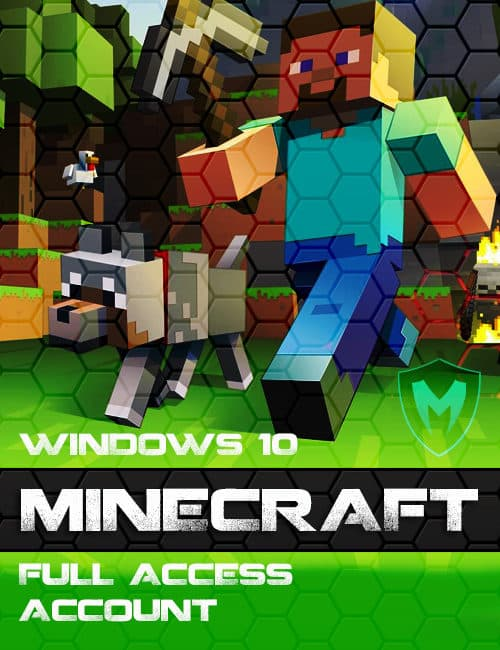 Minecraft Full Access Windows