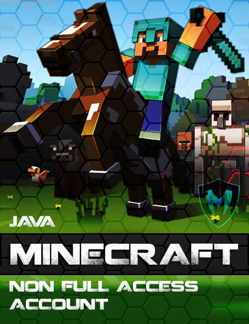 Minecraft Non Full Access Java
