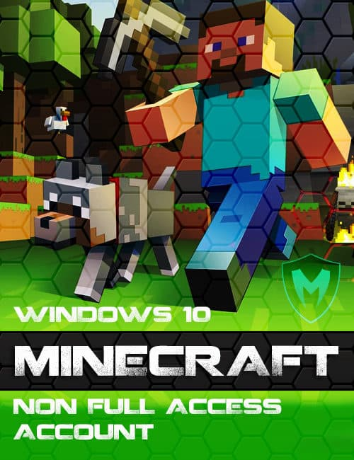 Minecraft Non Full Access Windows