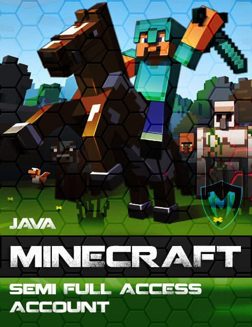 Minecraft Semi Full Access Java